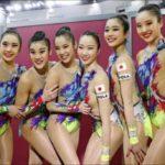 新体操女子ボール団体の金メダルメンバー紹介