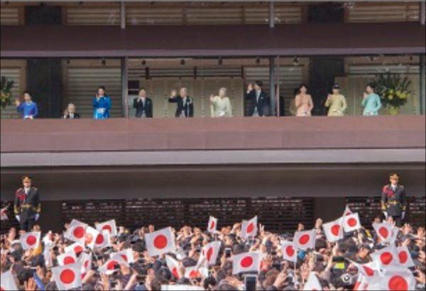 皇居イベント